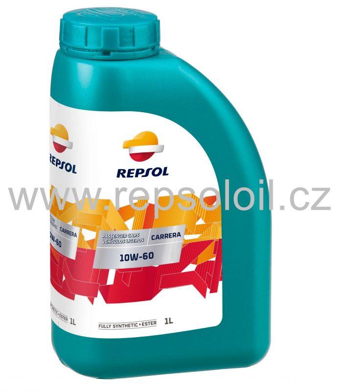 REPSOL CARRERA 10W60 1l