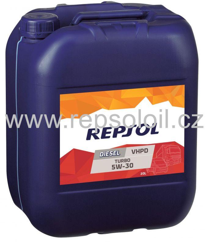 REPSOL DIESEL TURBO VHPD 5W30 20l
