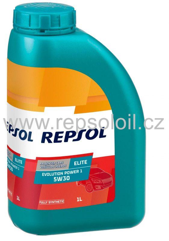 REPSOL Elite Evolution Power 1 5W30 1l