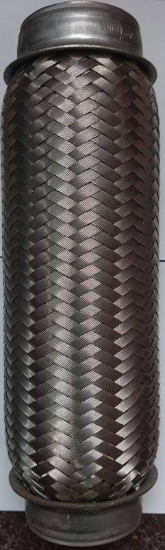 Vlnovec 55x250 mm - pružný díl výfuku třívrstvý