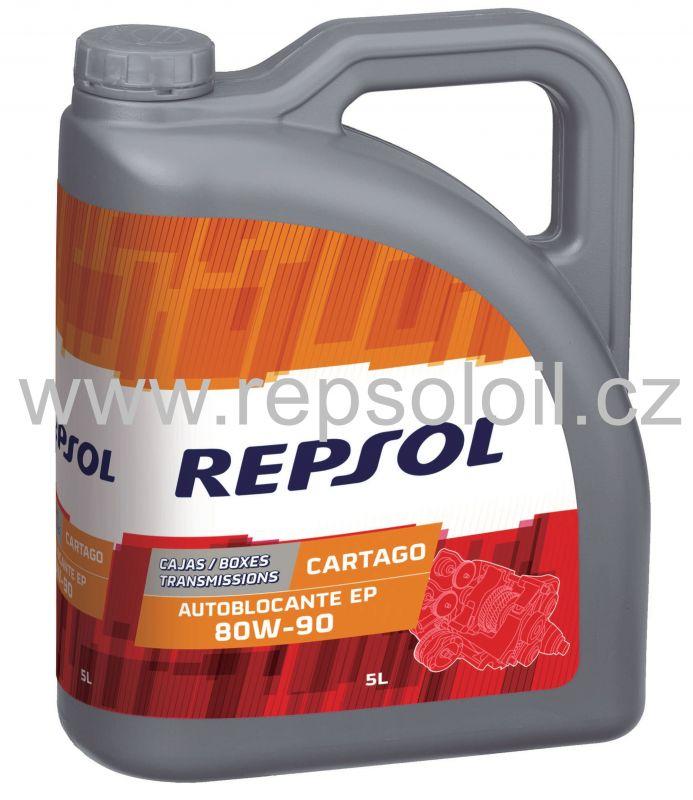 REPSOL AUTOBLOCANTE EP 80W90 5l