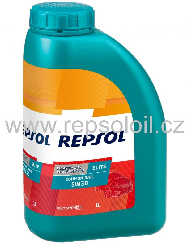 Repsol Elite Common Rail 5W30 1l