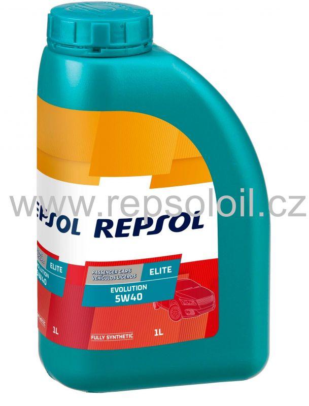 Repsol Elite Evolution 5W40 1l