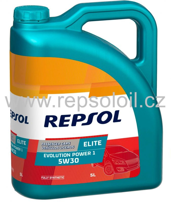 REPSOL Elite Evolution Power 1 5W30 5l