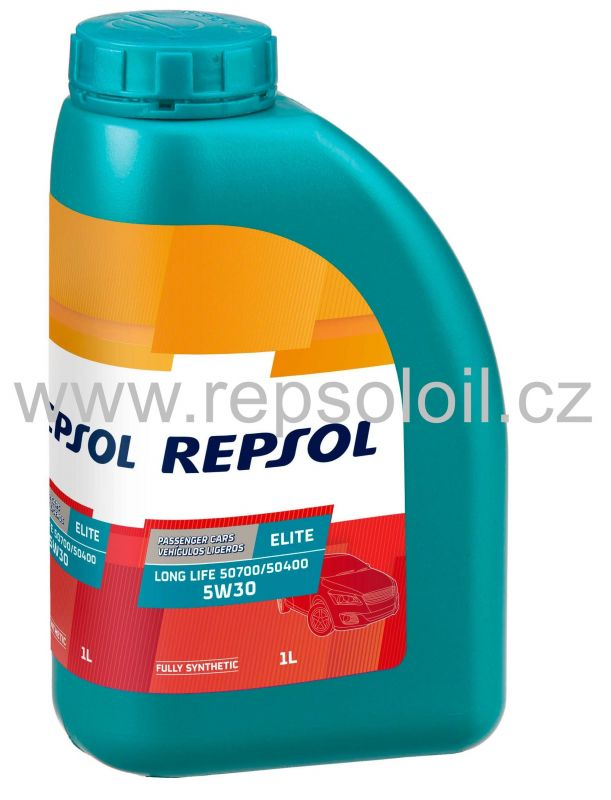 REPSOL ELITE LONG LIFE 5W30 1l
