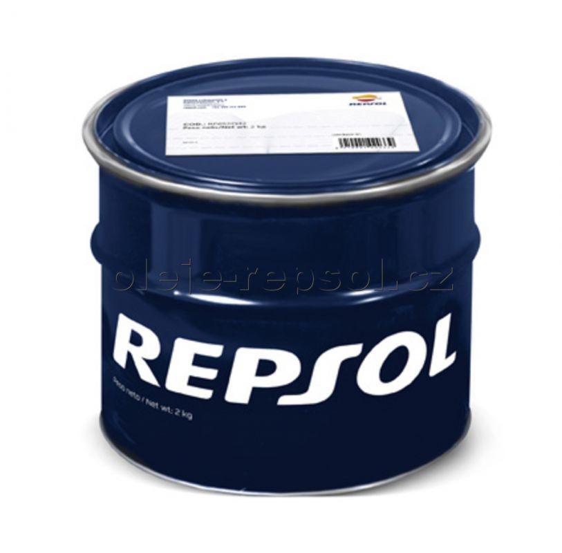 REPSOL GRASA MOLIBGRAS EP-2 , NLGI 2 2kg