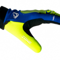 ZONE TRIAL GLOVE - BLUE CLICE