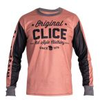 CLICE VINTAGE OLD STYLE JERSEY - BROWN