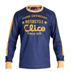 CLICE VINTAGE PURE OFF ROAD JERSEY - BLUE