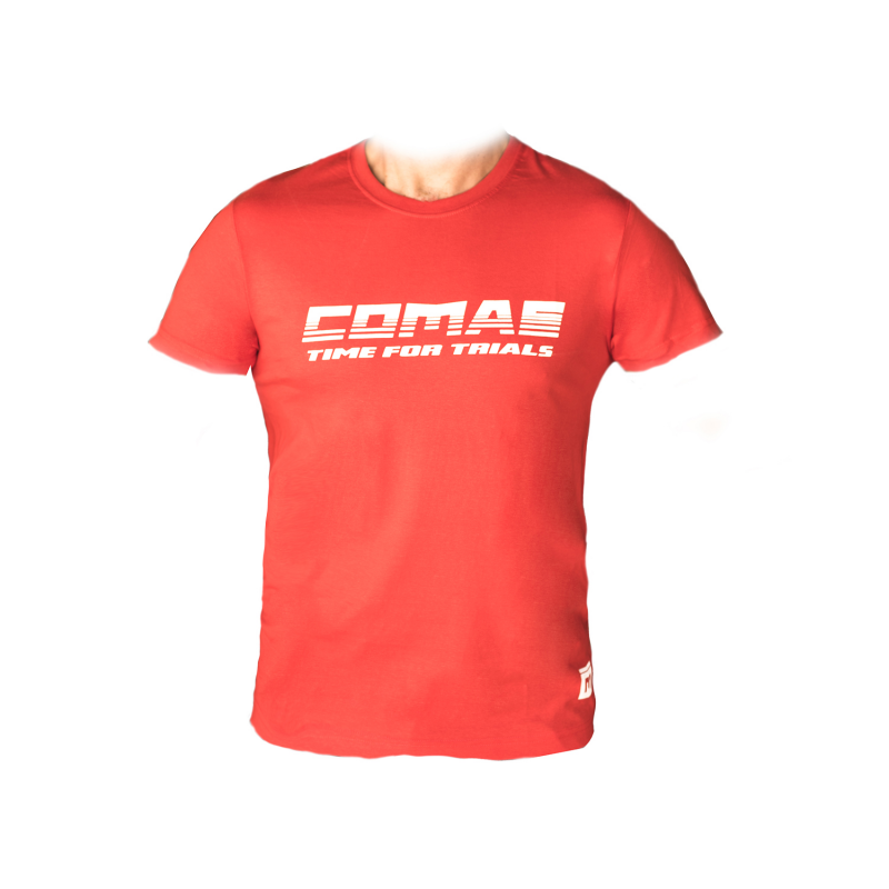 COMAS Casual T-Shirt Red