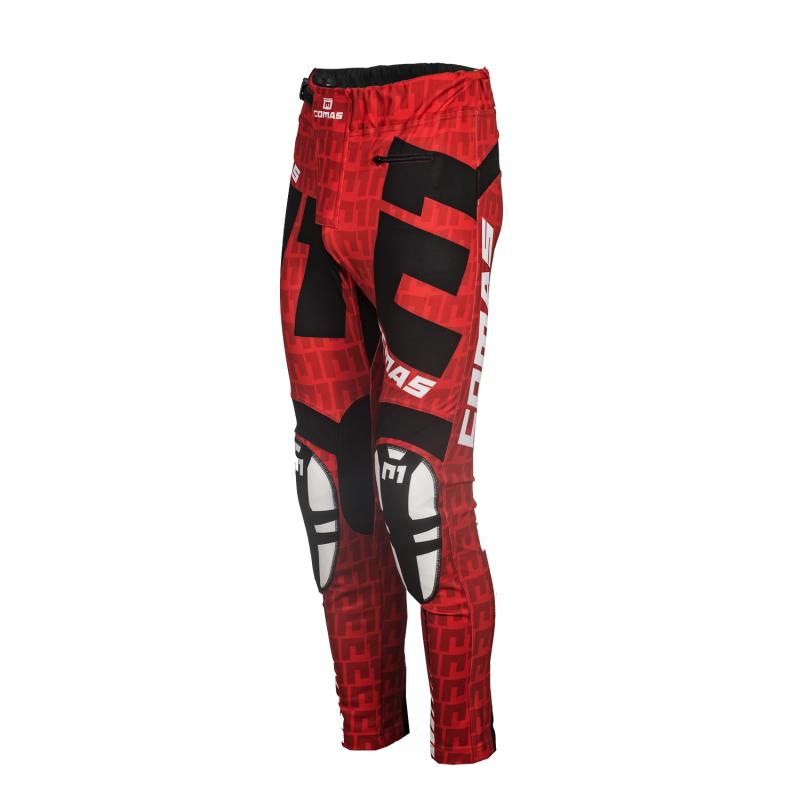 COMAS Moto Pant Red