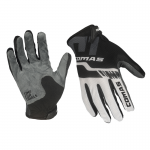 COMAS Race Gloves White