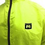 COMAS Raincoat Yellow