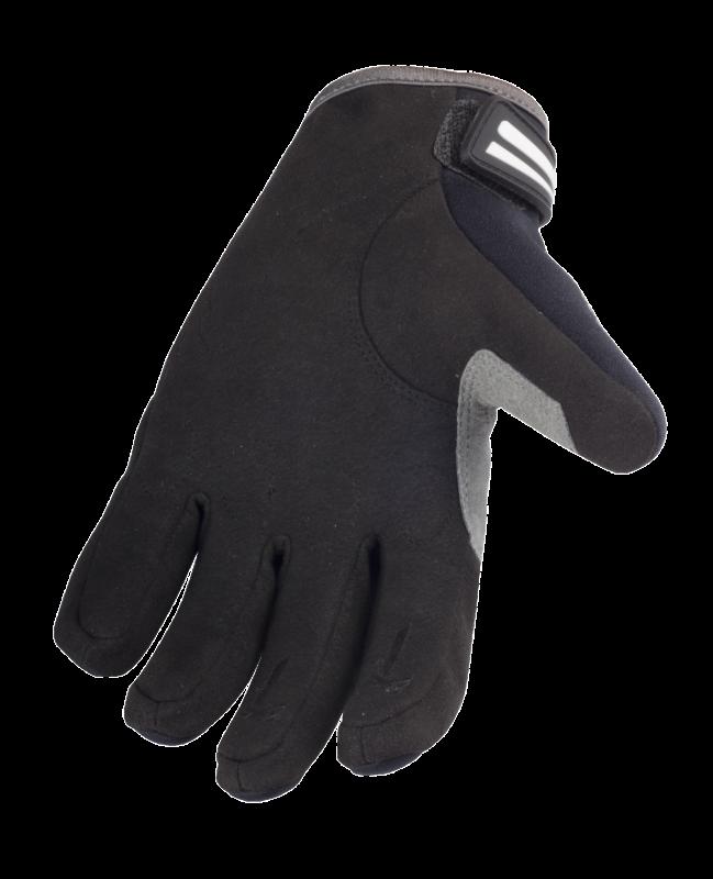 H2O NEOPRENE guante glove BLACK CLICE