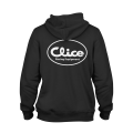 HOODED SWEATSHIRT - BLACK/NEGRO CLICE