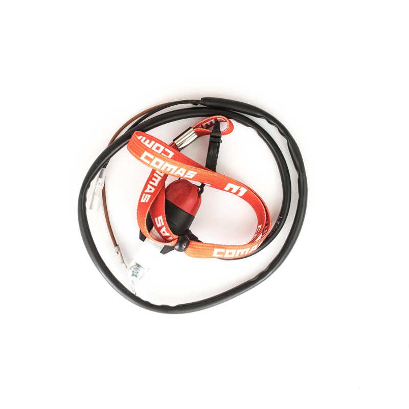 Kill Switch Device With Lanyard - red COMAS