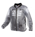 XAFEC WATERPROF CLEAR JACKET ADULT CLICE