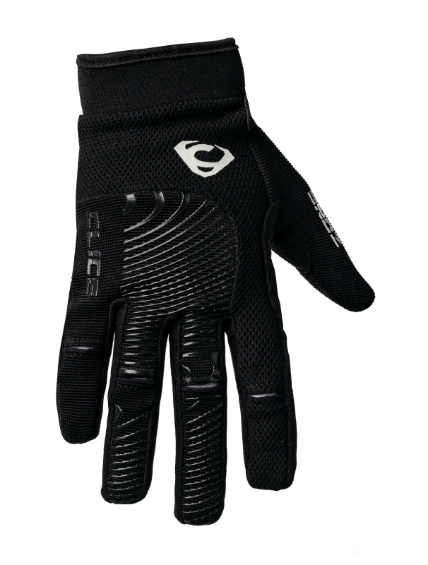 ZONE TRIAL GLOVE - BLACK CLICE
