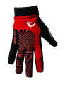 ZONE TRIAL GLOVE - RED