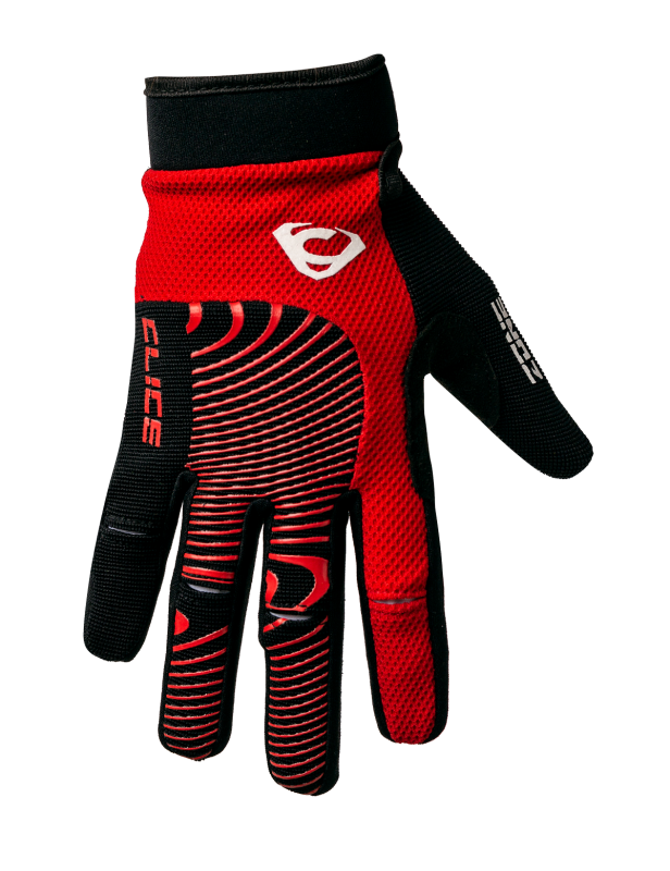 ZONE TRIAL GLOVE - RED CLICE