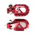 Footpegs Moto Trial - red