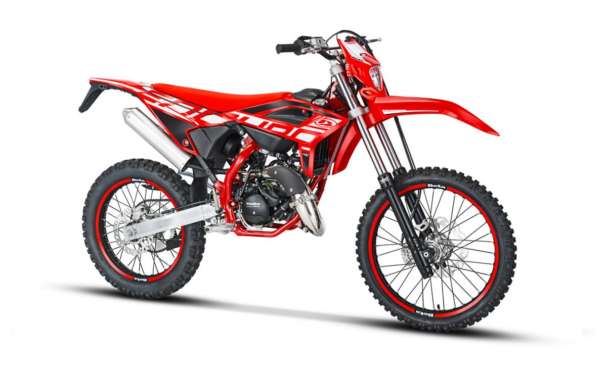 BETA ENDURO MOPED RR 2T 50 2021 RED