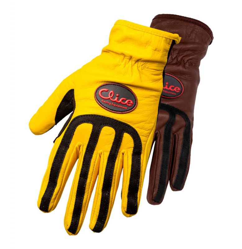 CLASSIC VINTAGE GLOVE - BROWN CLICE