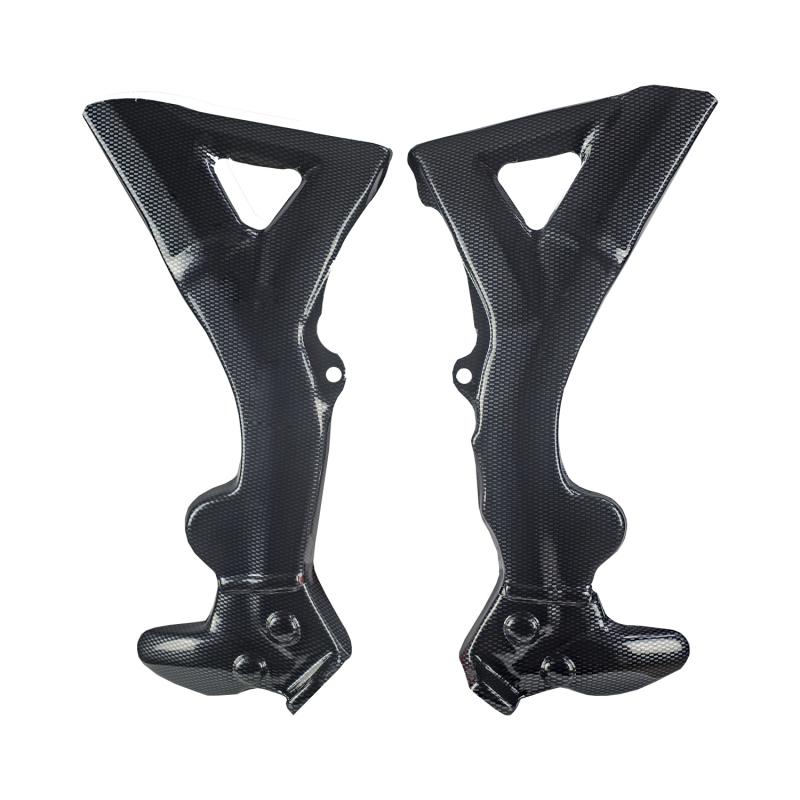 Plastic Frame Protector TRRS - black COMAS
